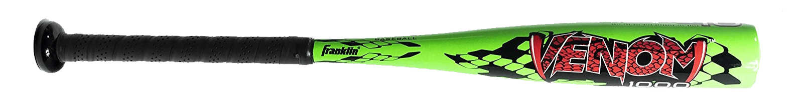Franklin Sports Venom Aluminum Official Youth Tee Ball Bat
