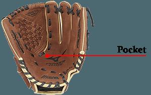 baseball gloves pocket depth